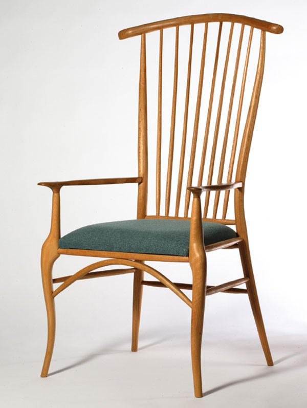 Custom, high-end, hand-crafted chairs