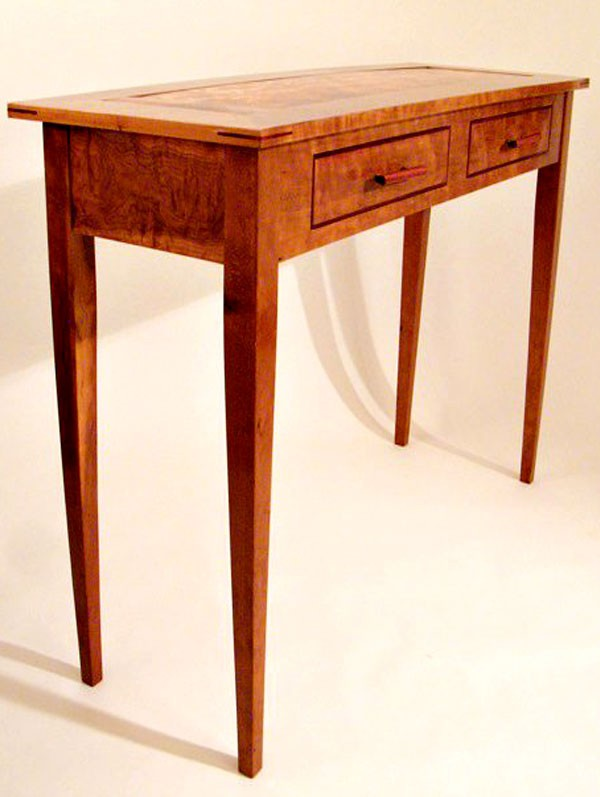 Custom, high-end, hand-crafted tables